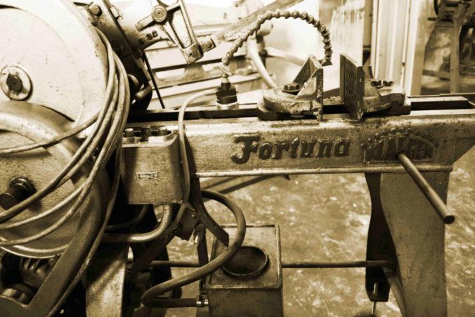 Bügelsäge Fortuna